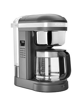 kitchenaid-drip-coffee-maker-charcoal-grey