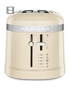 kitchenaid-design-4-slot-toasternbsp--almond-cream
