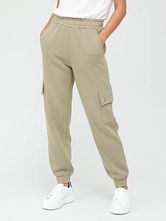 v-by-very-side-pocket-cargo-joggers-khaki