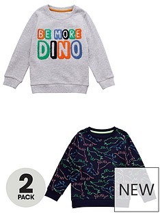 v-by-very-boys-2-pack-dinosaur-sweaters-multi