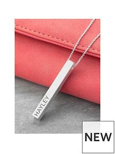 treat-republic-personalised-matt-vertical-bar-necklace
