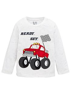 v-by-very-boys-monster-truck-single-t-shirt-grey