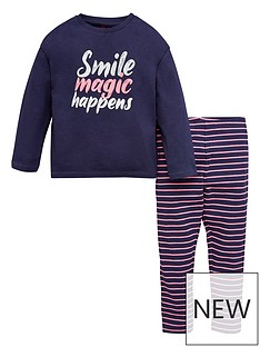 v-by-very-girls-2-piece-long-sleeve-top-and-stripe-legging-navy