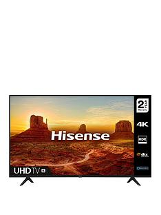 Hisense H58A7100FTUK 58 Inch 4k Ultra HD, HDR, Freeview Play Smart TV Best Price, Cheapest Prices