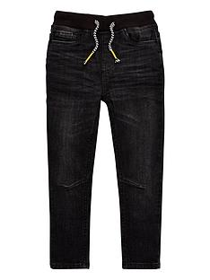 v-by-very-boys-knitted-waistband-jeans-black