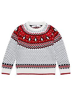 v-by-very-girls-mini-me-christmas-farisle-knitted-jumper-white
