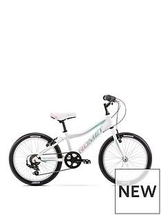 romet-romet-jolene-20-inch-girls-alloy-mtb-rigid-white-green
