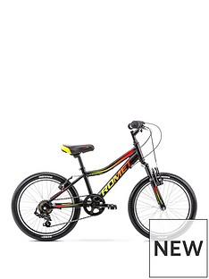 romet-romet-rambler-20-inch-boys-alloy-mtb-front-suspension-black