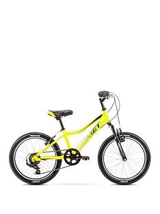 romet-rambler-20-inch-boys-alloy-mtb-front-suspension-yellow