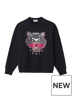 kenzo-classic-tigernbspsweatshirt-nbsp--black