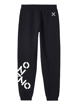 kenzo-classic-sport-logo-jogpants-black