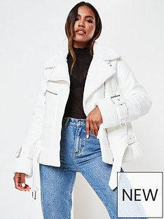 missguided-missguidednbsppremium-zip-detail-aviator-jacket-white
