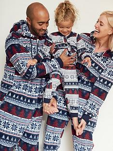 v-by-very-unisex-family-christmas-farisle-all-in-one-multi