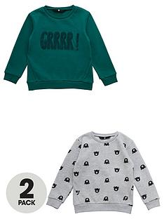 v-by-very-boys-2-pack-bear-sweat-tops-multi