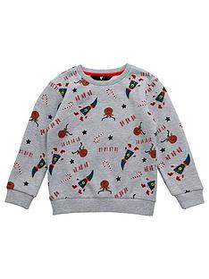 v-by-very-boys-christmas-all-over-print-sweat-top-grey
