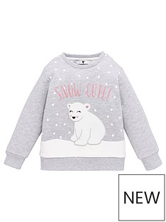 v-by-very-girls-christmas-snow-cute-sweatshirt-grey