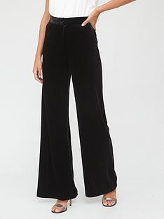 v-by-very-velvet-wide-leg-trousers-black