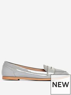 dorothy-perkins-loyle-loafers-grey