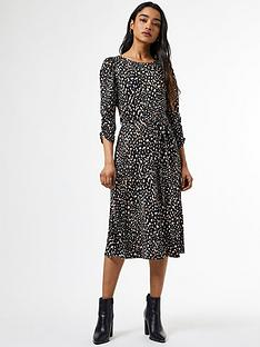 dorothy-perkins-petites-black-willow-jersey-smock-dress-black