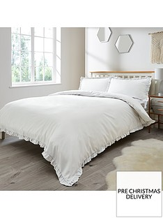 everyday-collection-ruffle-edge-duvet-cover-set-white