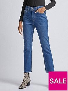 dorothy-perkins-mid-rise-slim-jeans-midwash