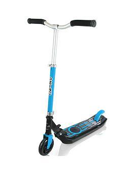 Zinc E4 Max Electric Scooter - Blue