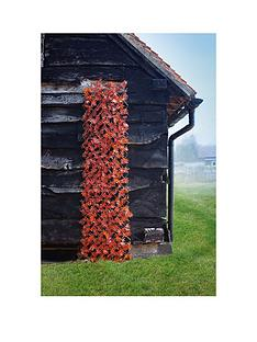 smart-solar-red-acer-leaf-180-x-60cm-trellis