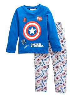 marvel-boys-marvel-captain-america-long-sleeve-pjs-blue