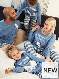 disney-frozen-frozen-ladies-family-christmas-pyjamas-blue