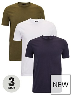 v-by-very-essentials-3-pack-crew-t-shirt-multi