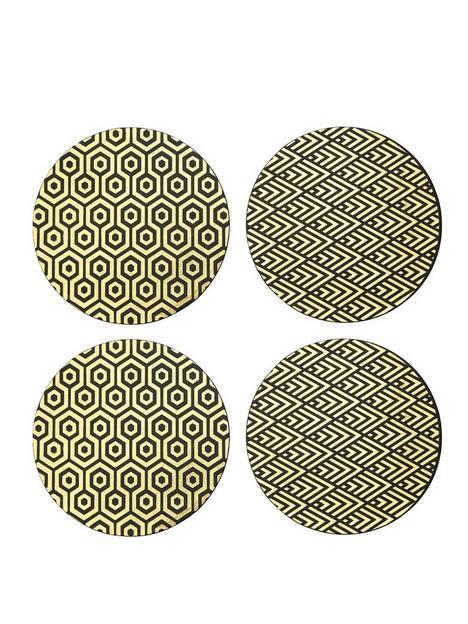 premier-housewares-geome-deco-placemats-ndash-set-of-4