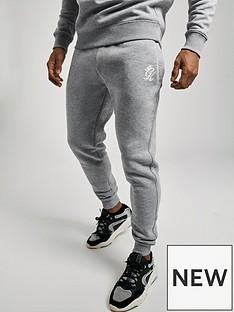 gym-king-basis-jogger-grey-marl