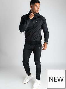 gym-king-basis-poly-full-zipnbsptracksuit-hoodie-black