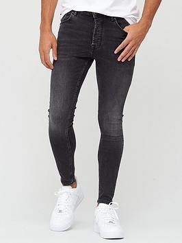 gym-king-shadow-spray-on-jean-black