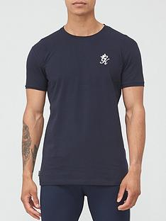 gym-king-origin-t-shirt-navy