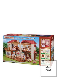 sylvanian-families-sylvanian-red-roof-country-home-gift-set
