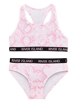 river-island-girls-snake-print-bralet-ampnbspbrief-set-pink