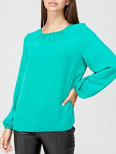 v-by-very-round-neck-long-sleeve-shell-top