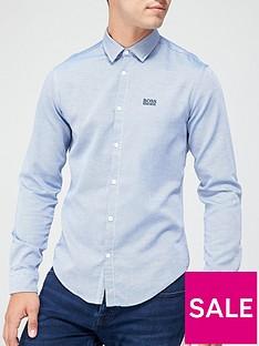 boss-brod-textured-shirt-medium-bluenbsp