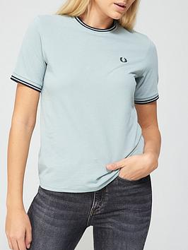 fred-perry-twin-tipped-pique-t-shirt