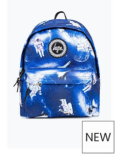hype-boys-astro-space-backpack-blue