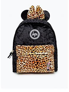 hype-x-disney-minnie-leopard-backpack