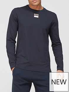 boss-togn-2-centre-logo-long-sleeve-t-shirt-dark-blue