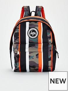 hype-boys-stripe-camo-backpack-camo