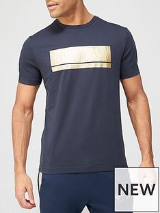 boss-teeonic-logo-print-t-shirt-navynbsp