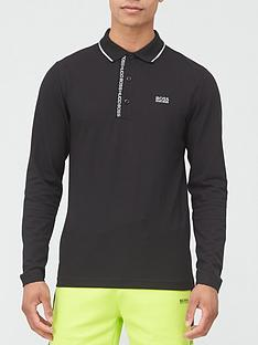 boss-pleesy-4-long-sleeve-polo-shirt-black