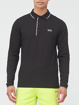 boss-pleesy-4-long-sleeve-polo-shirt-black