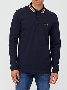 boss-plisy-tipped-collar-long-sleeve-polo-shirt-dark-blue
