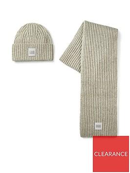 ugg-chunky-rib-knit-set