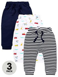 v-by-very-baby-boys-3-pack-transport-joggers-multi